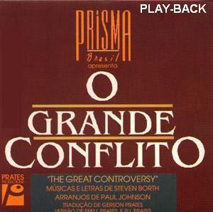 baixar cd Prisma Brasil – O Grande Conflito (1995) Play Back    músicas