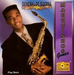 Marquinhos Gomes   General de Guerra (1998) Play Back | músicas