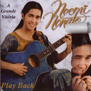 Noemi Nonato   A Grande Vitória (2003) Play Back | músicas