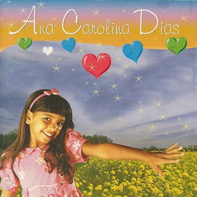 ana carolina dias um milagre de deus Baixar CD Ana Carolina Dias   Um Milagre de Deus(2002)