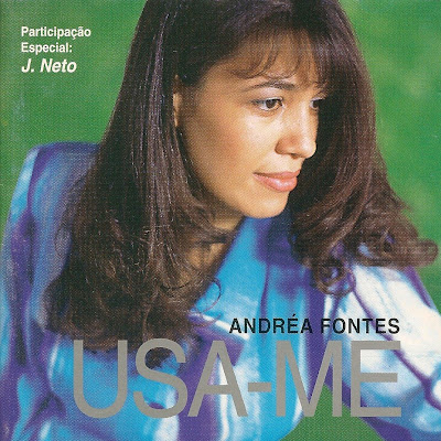 Andréa Fontes - Usa-me (Playback)