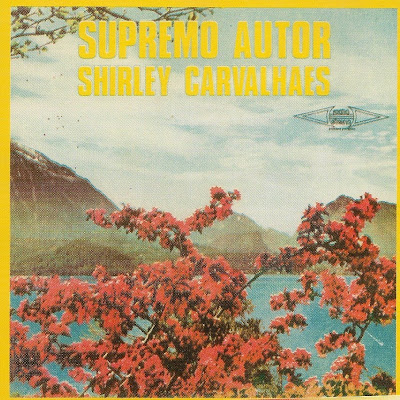 CD Shirley Carvalhaes   Poemas (Playback)