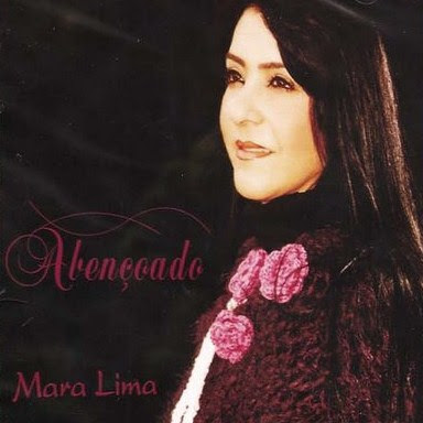 Download CD Mara Lima   Abençoado