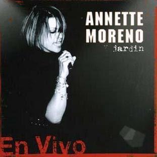 Annette Moreno – En Vivo (2005)