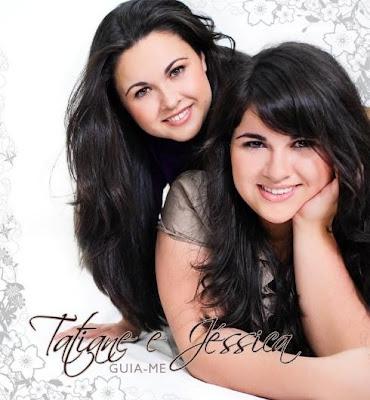 tatiane e jessica Tatiane e Jéssica   Guia me 2010 Voz E Playback