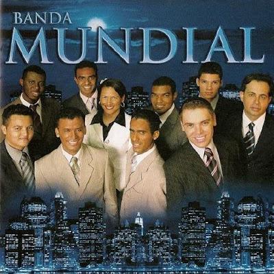Banda Mundial – Minha Adoração (2009)