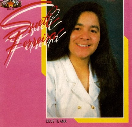 Download CD Sueli Ferreira – Deus Te Ama