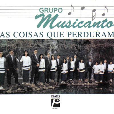 Grupo Musicanto – As Coisas Que Perduram (1995)