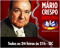 Mário Crespo entrevista...
