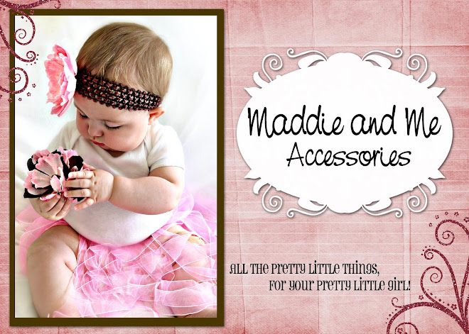 Maddie and Me Accessories