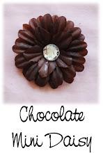 "2"" Chocolate Mini Daisy"