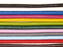colores disponibles en cuero:
