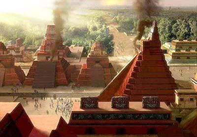 Sitios Arqueológicos: Ciudades Mayas