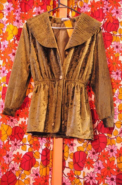 velour vintage clothing melbourne australia december 2010
