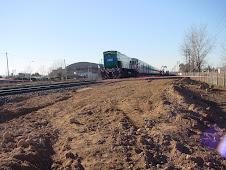 una construcción una estación