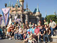 The Boatovers at Disneyland