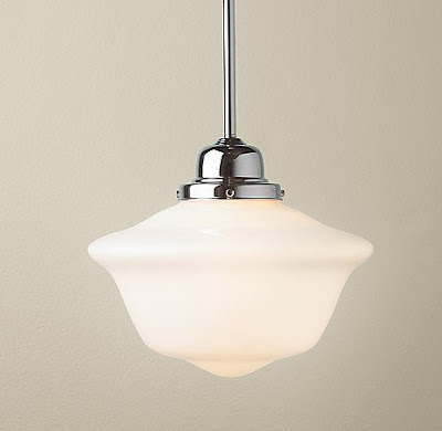 Schoolhouse Pendant Light on Like This Schoolhouse Pendant From Restoration Hardware Quite A