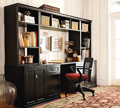 while this logan suite from pottery barn isn 39 t custom or built in as