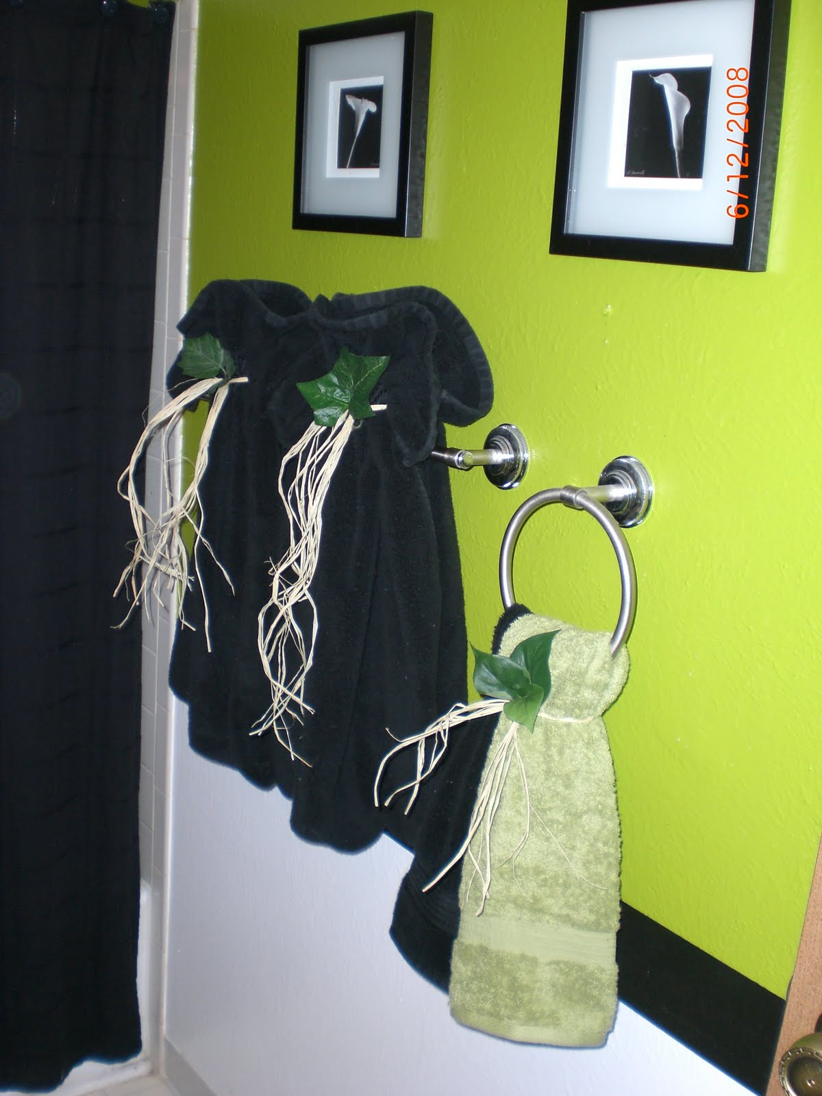 Displaying bathroom towels ideas - Monday November 15 2010