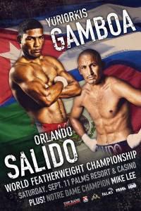 Yuriorkis Gamboa vs. Orlando Salido