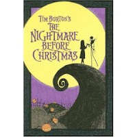Nightmare Before Christmas Manga