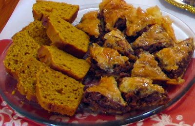 Gingerbread Baklava