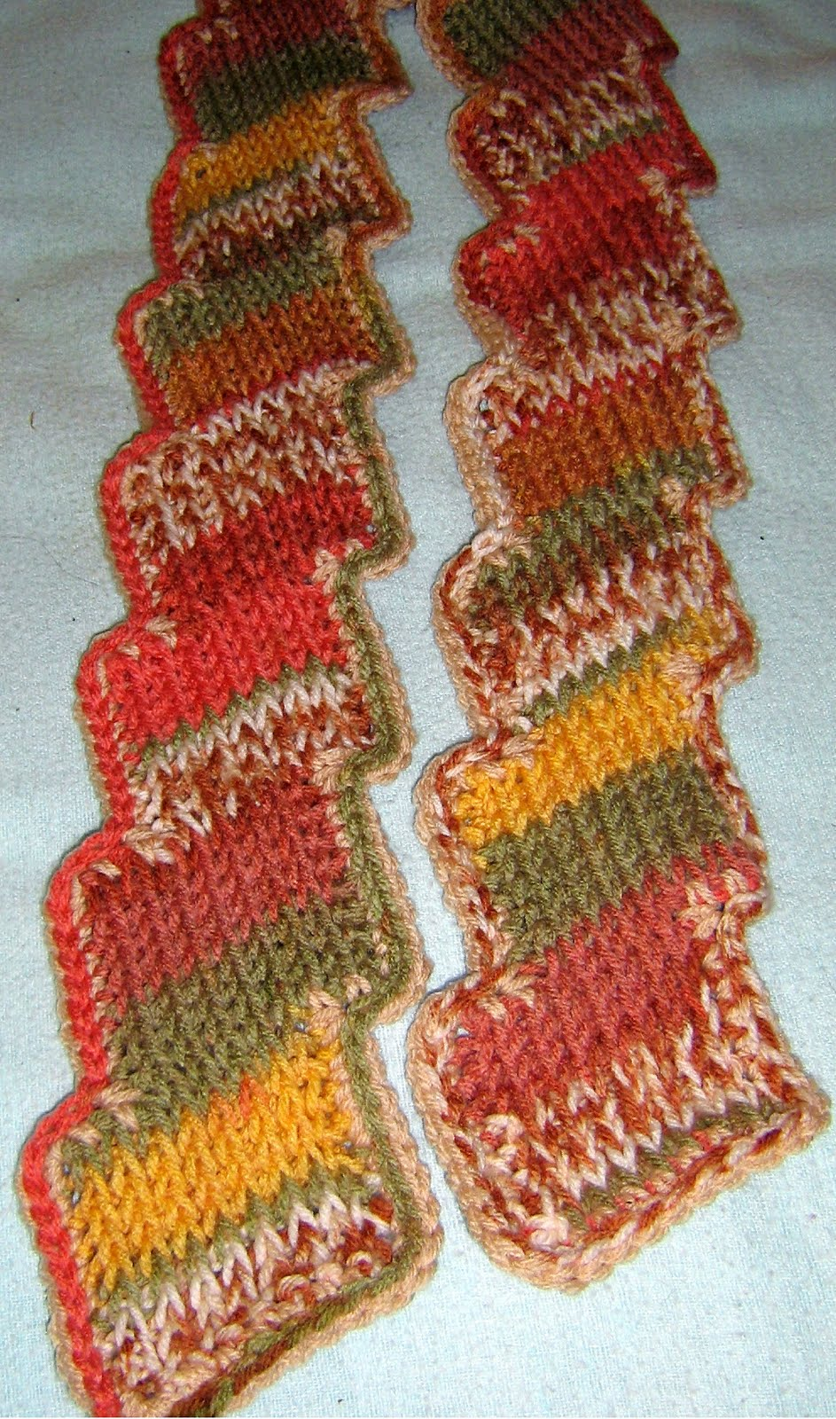 Crochet Patterns Quilt Blocks : TUMBLING BLOCK CROCHET PATTERN