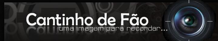 CANTINHO DE FÃO