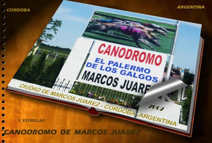''CANODROMO DE MARCOS JUAREZ,  CLIQUE SOBRE LA IMAGEN -