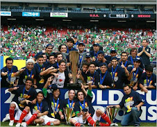 5-time CONCACAF champions