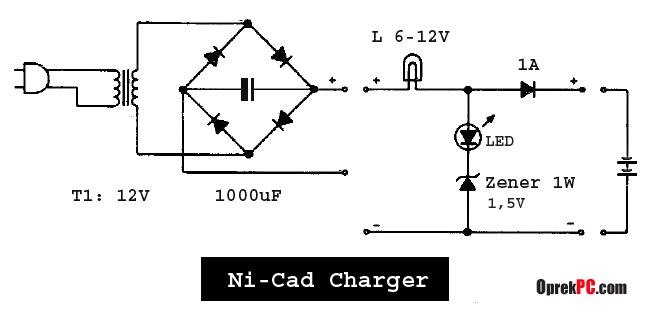 robotika poltek bpp  sistem charge sederhana