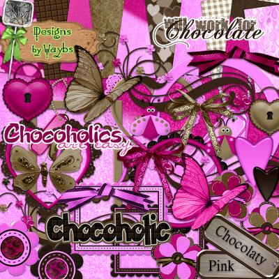 http://designsbyvaybs.blogspot.com/2009/05/chocolaty-pink-kit.html