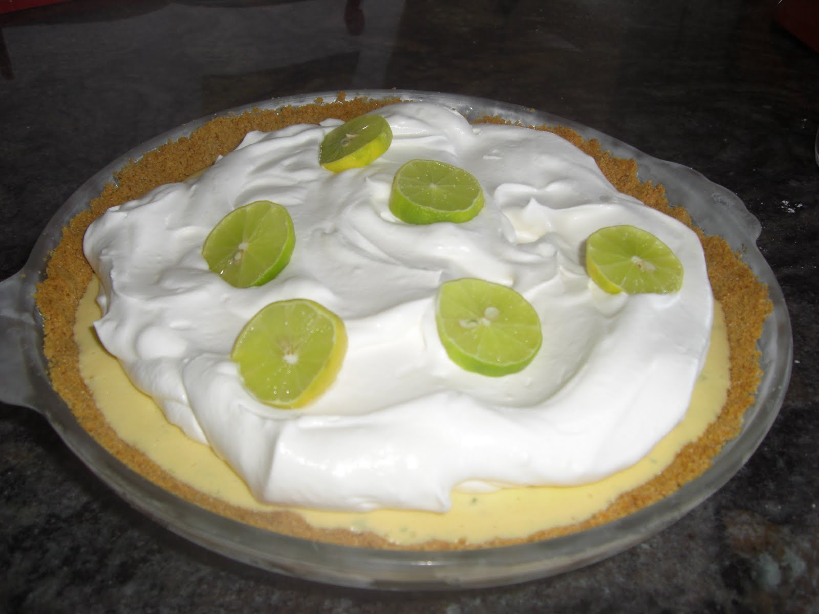 My life in food: Frozen Key Lime Pie