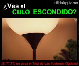 LAMPARA DE PIE O CULO DE VEDETTONGA?