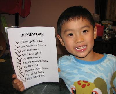 Taming Homework Monster >> Can Mom Be Calm Taming The Homework Monster