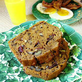 JULES FOOD...: LOW FAT PUMPKIN BREAD