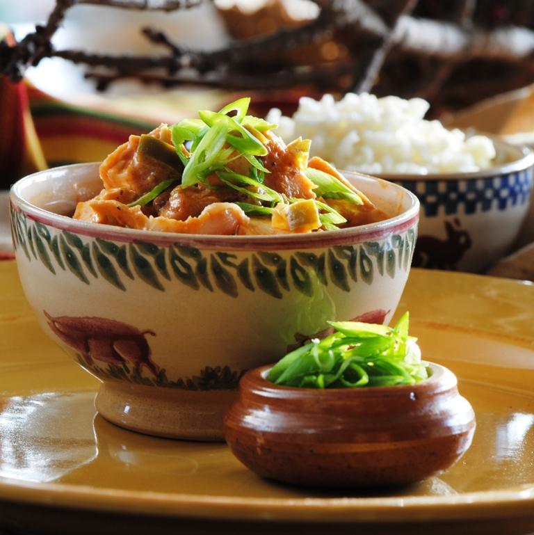 JULES FOOD...: West African Chicken Stew