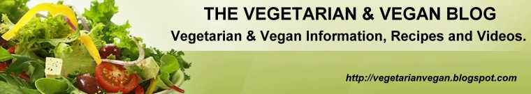 Vegetarian and Vegan Information | Vegetarian Recipes | Vegetarian Videos