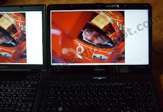 Матовый экран и глянцевый экран