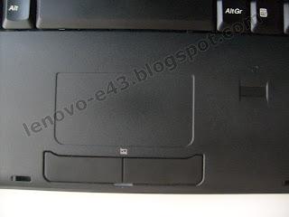 Сенсорная панель ноутбука Lenovo E43