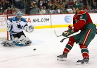Minnesota Wild at San Jose Sharks