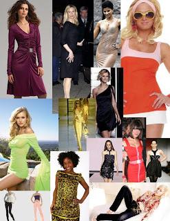 De gustos y Colores...  Elíge la ropa que más te gusta.