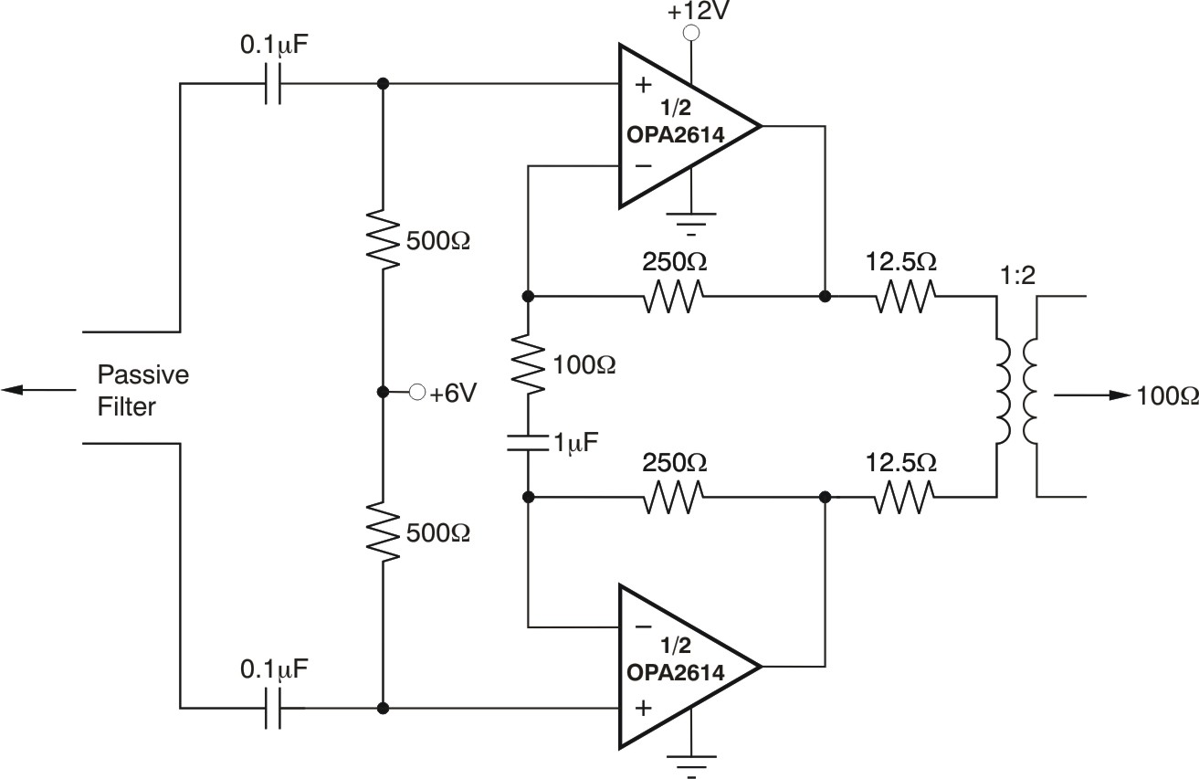 caf  application basics when using wideband voltage and