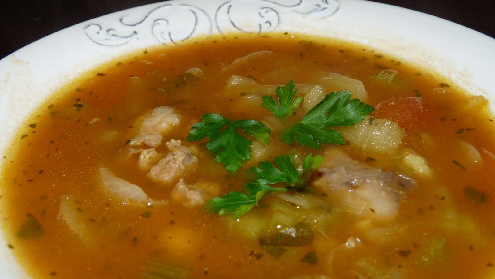 Gourmandise et cuisine harira - Cuisine et gourmandise ...