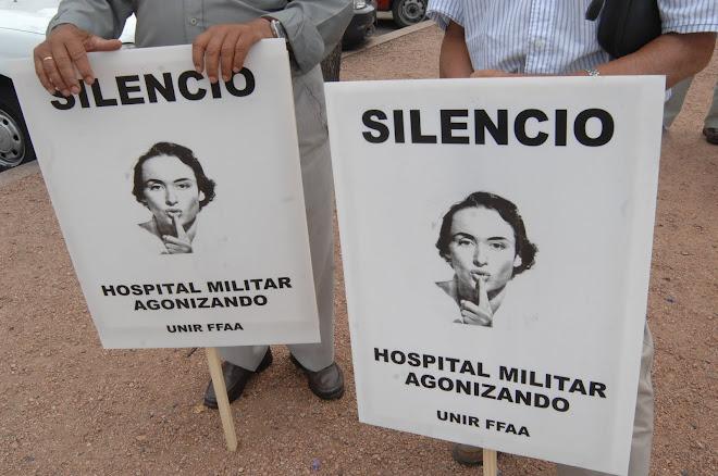 I N C R E I B L E  !!! MILITARES URUGUAYOS EN PROTESTA