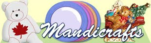 Mandicrafts News & Views - Teddy Bears & Collectibles