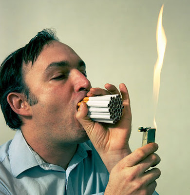 smoker 20 Fakta konyol tentang perokok