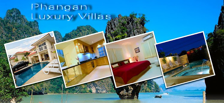 Phangan Luxury Villas for Rent, Phangan Beach Houses, Phangan Holiday Home Rentals