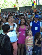 Sesión de Inicio de la RED JUNTOS en El ESPINAL - TOLIMA