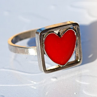 Valentine Gift Ring Picture